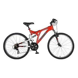Polaris Ranger Full Suspension Mountain Bike, 26