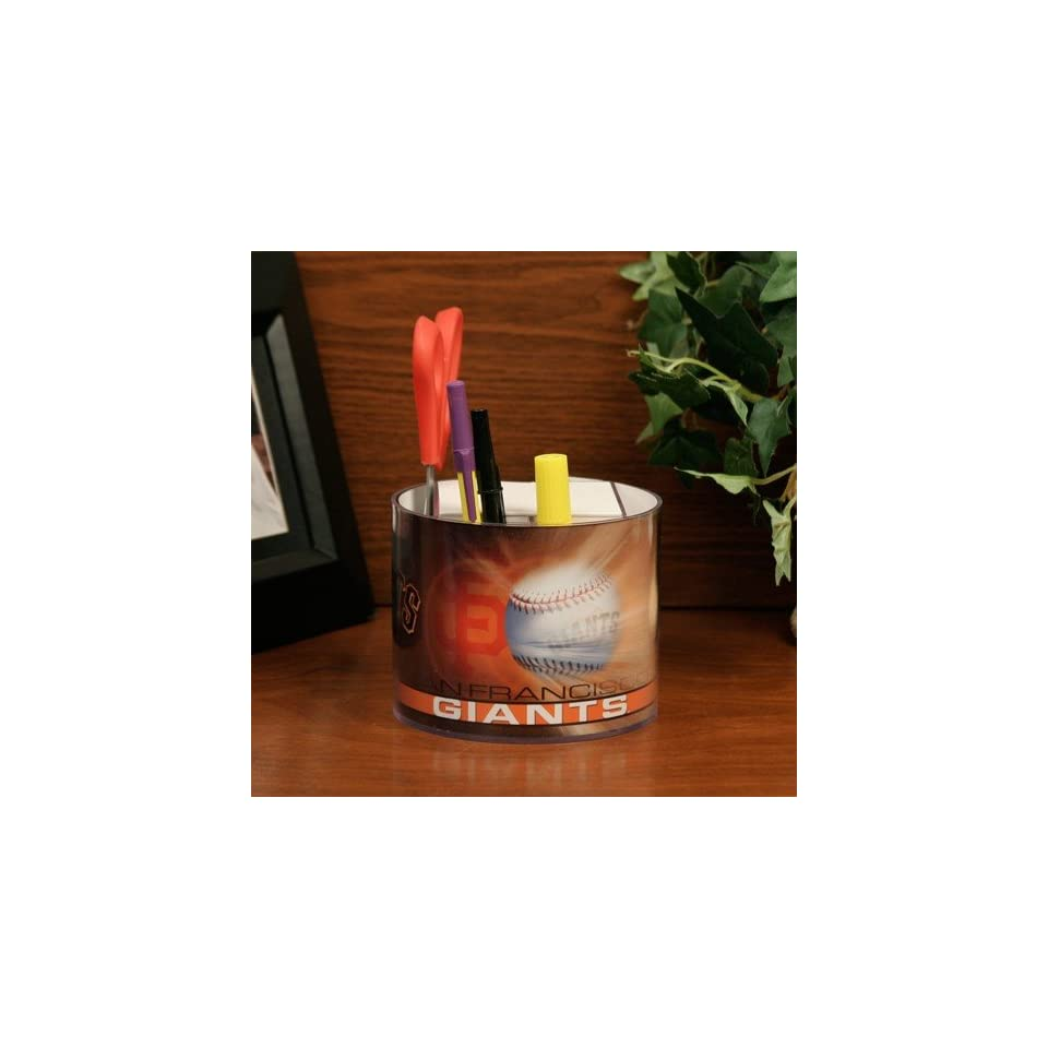 San Francisco Giants Baseball Graphic Paper & Desk Caddy