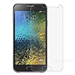 Exoic81 Anti-Reflection Tempered Glass For Samsung Galaxy E5