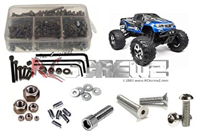 HPI Racing Savage X 4.6 RTR Stainless Steel Screw Kit
