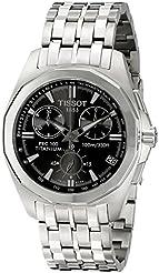 Tissot PRC 100 Chronograph Men's Watch