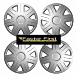 RENAULT KANGOO 5 SEATER (2009 on) 15 Inch luxury Car Alloy Wheel Trims Hub Caps Set of 4