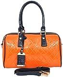 Fashion Spark Tote (Orange)