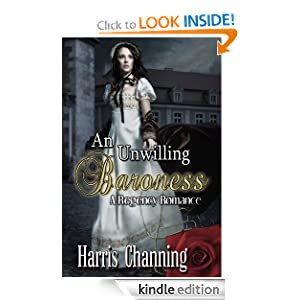 An Unwilling Baroness Harris Channing