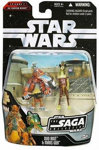Star Wars - The Saga Collection - Basic Figure - Podracer Pilots - 2 Pack - 1