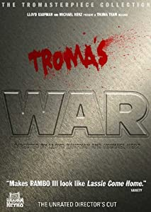 Troma's War (The Unrated Director's Cut) (The Tromasterpiece Collection)