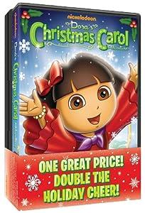 Dora The Explorer Doras Christmas Carol Adventuredoras Christmas from Nickelodeon