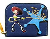 Blue Toy Story Jessie Zip Around Wallet