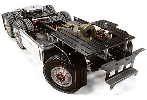 integy-rc-hobby-c26050gun-billet-machined-rolling-chassis-for-custom-1-14-semi-tractor-truck