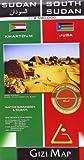 SUDAN/SOUTH SUDAN  1/2M5 (GEOGRAPHICAL)