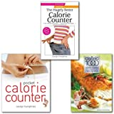 Carolyn Humphries Carolyn Humphries Calorie Counter Collection 3 Books Set, (Pocket Calorie Counter: The Little Book That Measures and Counts Your Portions Too, The Classic 1000 Calorie-counted Recipes & The Hugely Better Calorie Counter)