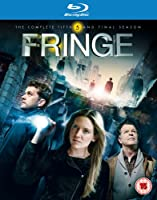 Fringe - Season 5 (Blu-ray + UV Copy) [2013] [Region Free]
