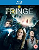 Fringe - Season 5 (Blu-ray + UV Copy) [Region Free]