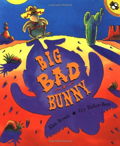BIG-BAD-BUNNY-PICTURE-PUFFIN-BOOKS-By-Alan-Durant-BRAND-NEW
