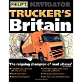 Philip's Navigator Trucker's Britain 2010 (Road Atlases)