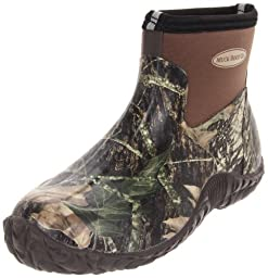 Muck Boots Camo Camp Hunting Boot,Mossy Oak Break-Up,10 M US Mens