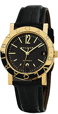 Bulgari Bvlgari Automatic Yellow Gold Ladies Watch BB33BGLDAUTO