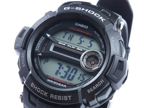 Casio CASIO G shock g-shock RM SERIES watch GD200-1 [parallel import goods]
