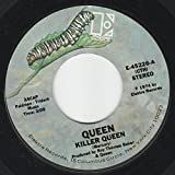 45vinylrecord Killer Queen/Flick Of The Wrist (7
