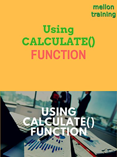 Using Calculate() Function