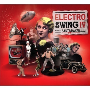Electro Swing 4 Import Edition By Various Artists (2011) Audio Cd