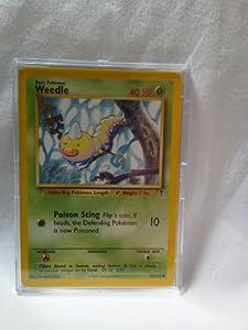 Weedle - Legendary - 99 [Toy]