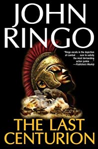 "Cover of ""The Last Centurion"""