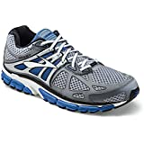 Men' Brooks Beast 14 Running Shoes Electric/Pavement/Silver Size 8 4E
