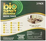 Bio-Spot Defense Indoor Fogger, 3-Ounce, 3-Pack