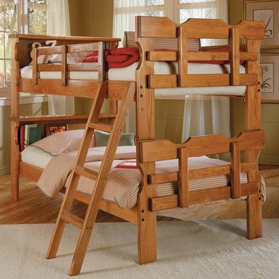 3 Sleeper Bunk Beds 2117 front