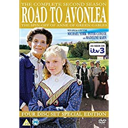 Road To Avonlea - The Complete Second Series - 4 Disc Special Edition