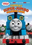 Thomas' Super-Jumbo Coloring Book (Th...