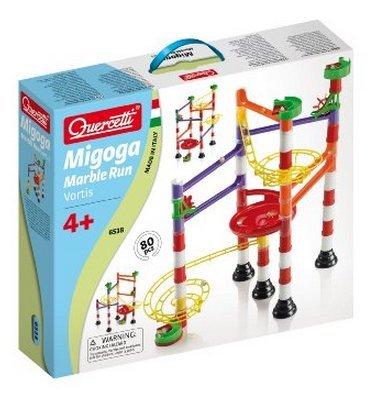 Quercetti Marble Run Vortis 80 Pieces, toys, buy, kids, discovery, best, set, galt, transparent bébé, nourrisson, enfant, jouet