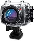 Fantec BeastVision HD Wi-Fi Surf und Watersports Edition Action Kamera (8 Megapixel, 10-fach dig. Zoom, Full HD, WLAN) inkl. Fernbedienung
