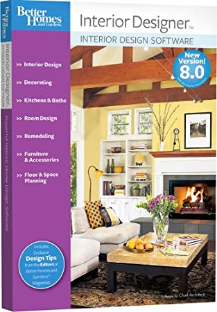 Better Homes and Gardens Interior Designer 8.0 [OLD VERSION]