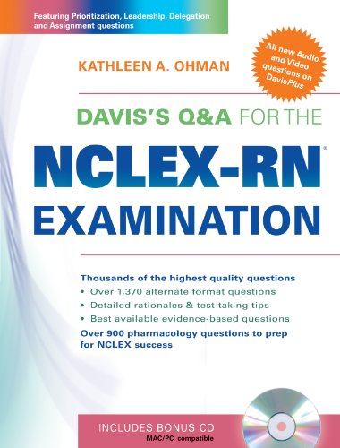 Davis's Q&A for the NCLEX-RN® Examination