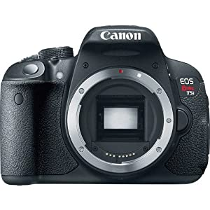Canon EOS Rebel T5i DSLR Camera (Body Only)