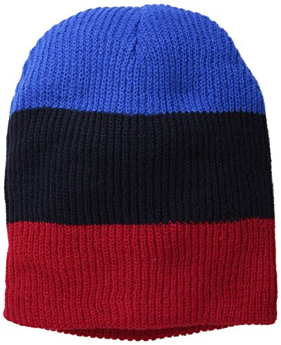 neff-trio-beanie-hat-red-navy-blue-one-size