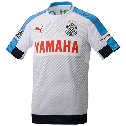 (プーマ)PUMA サッカー Jリーグ ジュビロ磐田 オーセンティック アウェイ 920571 [メンズ] 01 ホワイト XXL