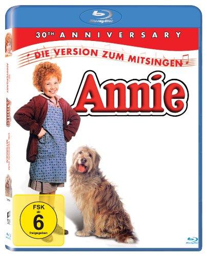 Annie (30th Anniversary) [Blu-ray]