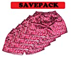 (M) Savepack Boxers Boxer Boxershort Shorts *** 5 PIECES *** Underwear Elephant Men Woman Girl Boy red