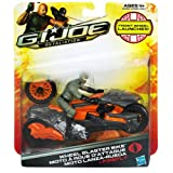 Firefly with Wheel Blast Bike GI Joe Retaliation Alpha Vehicle