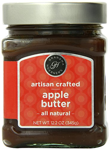 Grandma Hoerner's Preserves, Apple Butter, 12.2