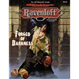 Forged of Darkness (Ravenloft Accessory) ~ William W. Connors