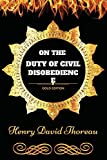 Image of On the Duty of Civil Disobedience: By Henry David Thoreau - Illustrated