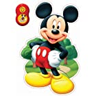 Mickey Mouse Talking Room Light Toy Push remote and light up auto shut-off