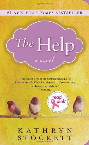 Buchseite und Rezensionen zu 'Read Pink The Help' von Kathryn Stockett