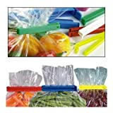 Lakeland Mixed Klippits Storage & Sealing Bag Clips Bumper Pack x 48