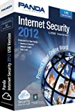 Panda Internet Security 2012, 1 license, 12 months subscription, 4 GB USB Stick (PC)