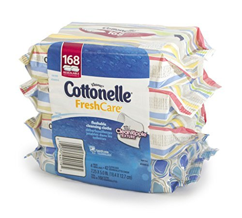 cottonelle-freshcare-flushable-cleansing-cloths-168-count-4-packs-x-42-wipes-ripple-texture-package-